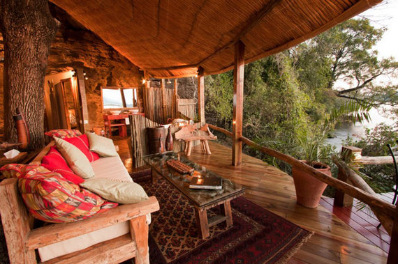 Hotels With Height The World S Ten Best Treetop Stays