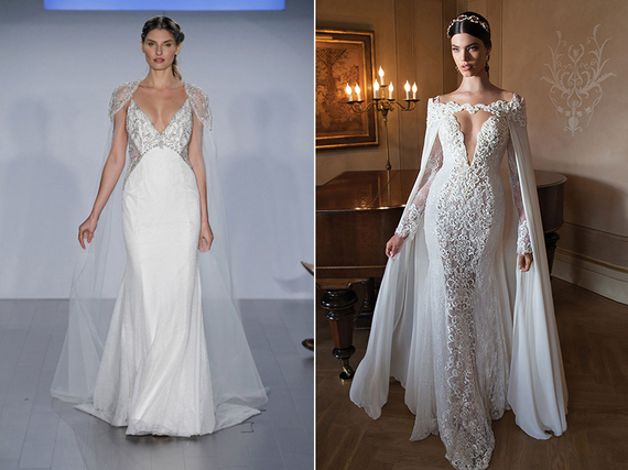 10 Wedding Dresses Inspired By Your Favorite Golden Globes
