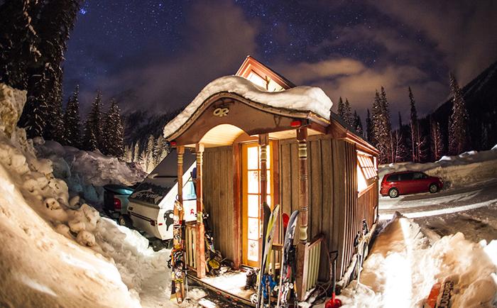 Ski Boot Bag >> Zack Giffin: Living Tiny, Skiing Large | HuffPost