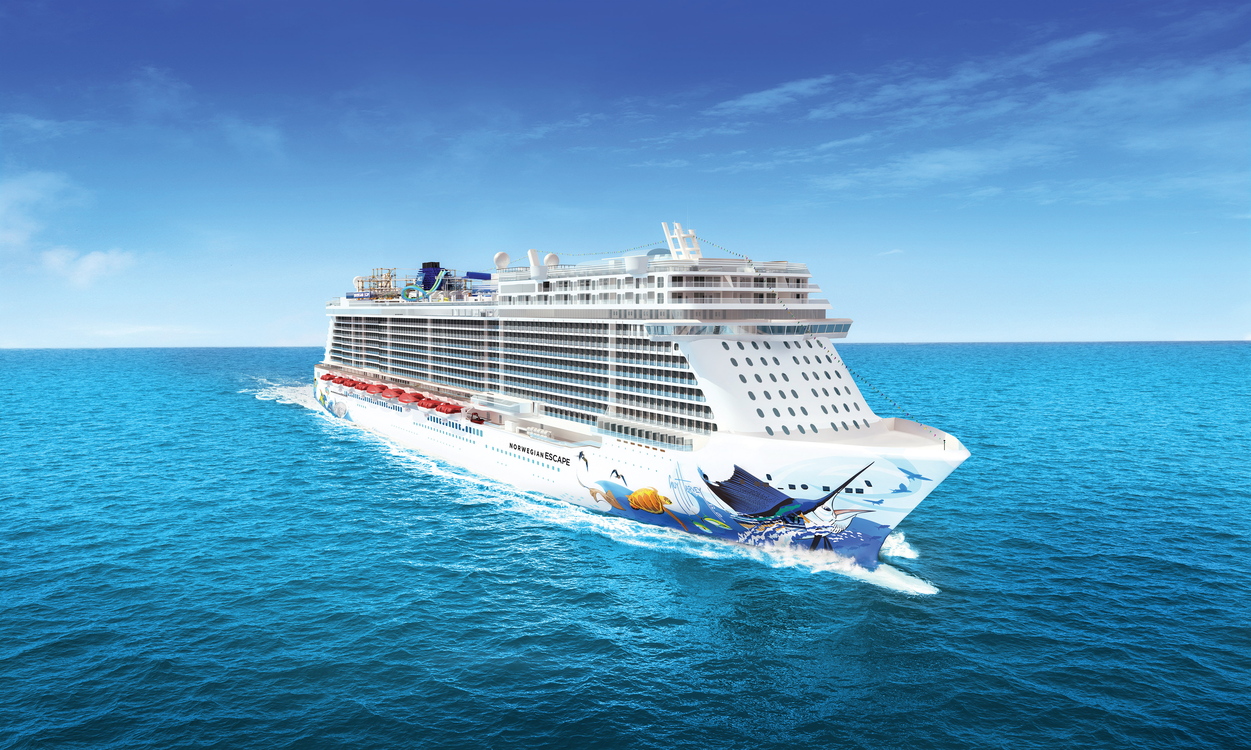 New Cruise Ships Making A Splash In 2015 Huffpost