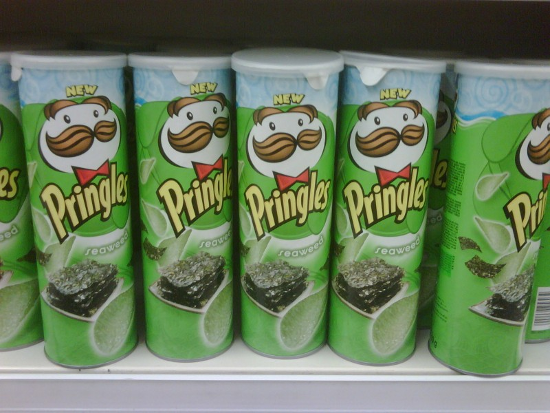 These 5 Real Chip Flavors Are Seriously Strange   HuffPost Life