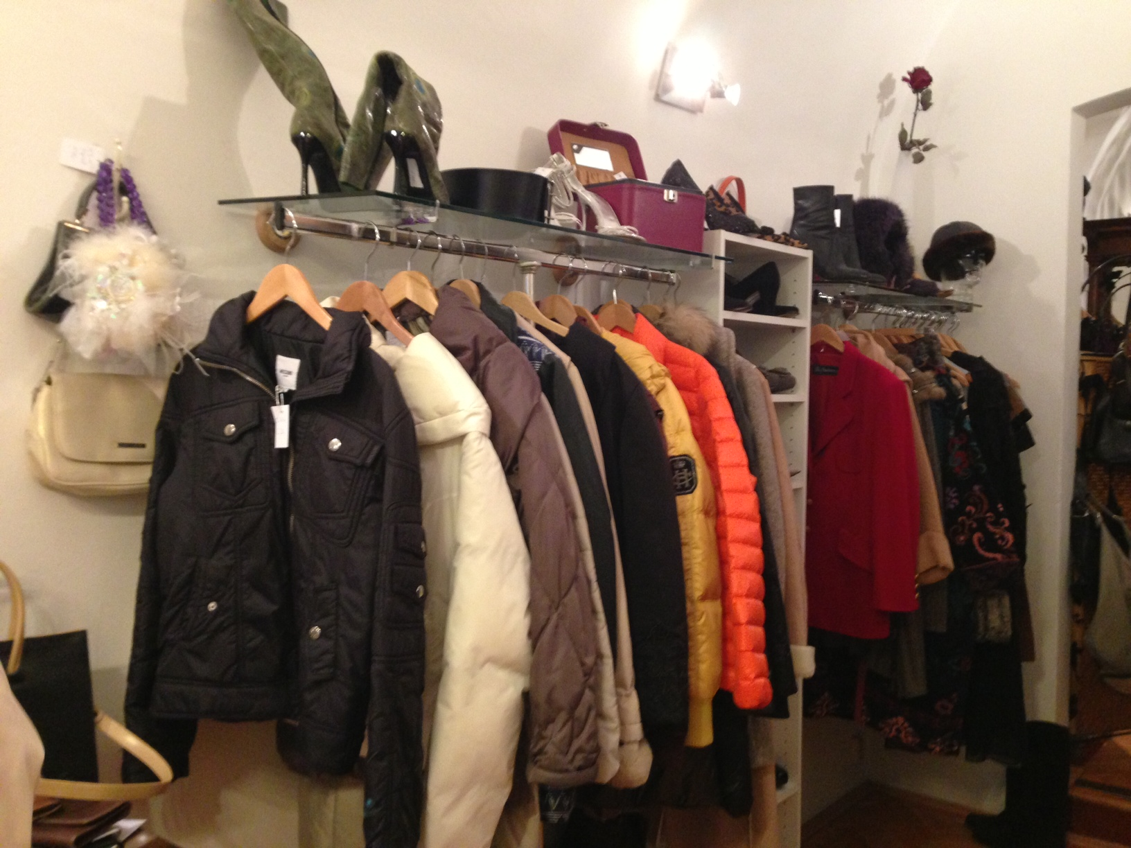 Picking through prague 39 s resale shops huffpost for High end consignment shops