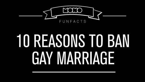 Homosexuell Ehe sollte laut sein