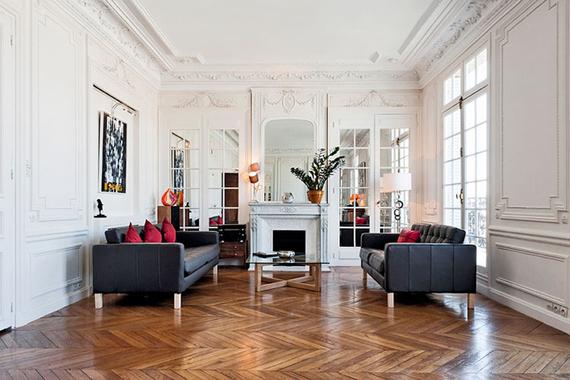 interior inspiration designing like a parisian. Black Bedroom Furniture Sets. Home Design Ideas