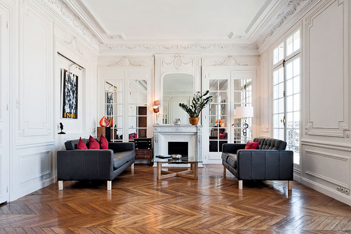 Interior Inspiration: Designing Like a Parisian