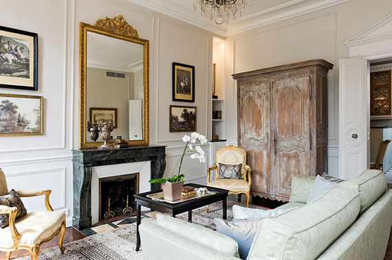 Interior Inspiration Designing Like A Parisian Huffpost