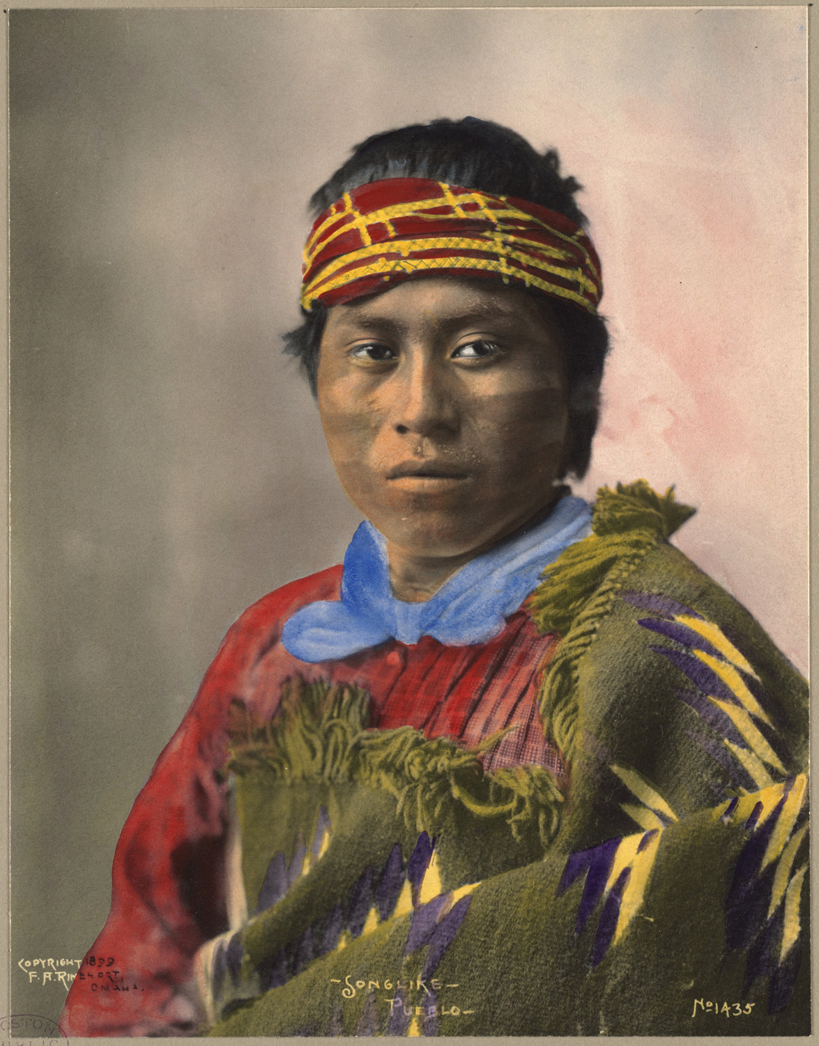 Old Color Photos of Native Americans | HuffPost