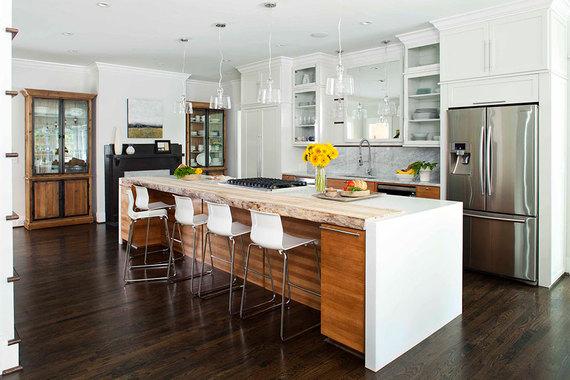 Obsolete Design Laminate Kitchen Worktops