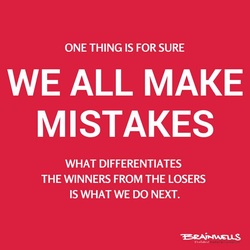 do you think people learn from their mistakes essay People often think that children learn problem solving skills through play children may make a lot of mistakes while learning to solve problems and.