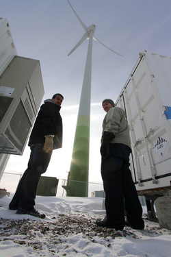 The Wind Energy Project That's a Sign of Things to