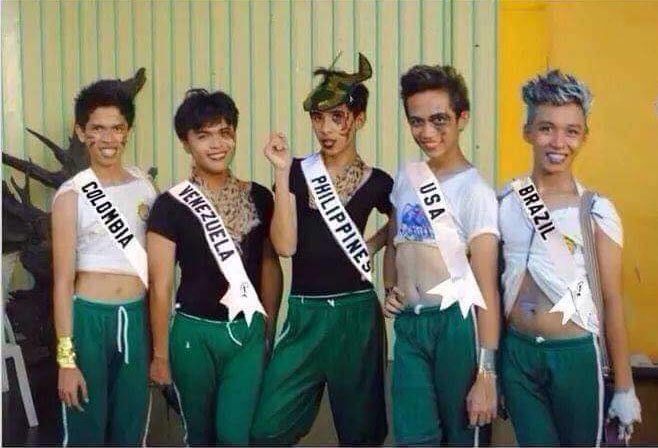 from Aaden 2005 gay miss philippine