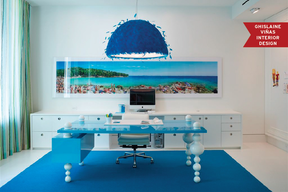 Dering hall for Interior design travel agency office