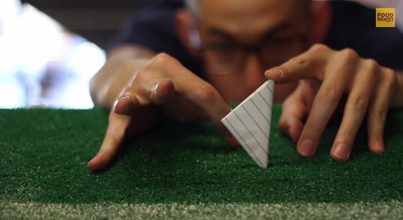 2015-01-28-paperfootballgamedayturfservingtable.jpg