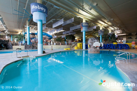 10 Hotel Water Parks Your Kids Will Love Huffpost