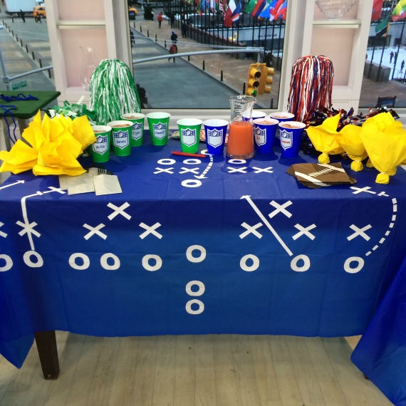 Last Minute Super Bowl Party D 233 Cor Huffpost