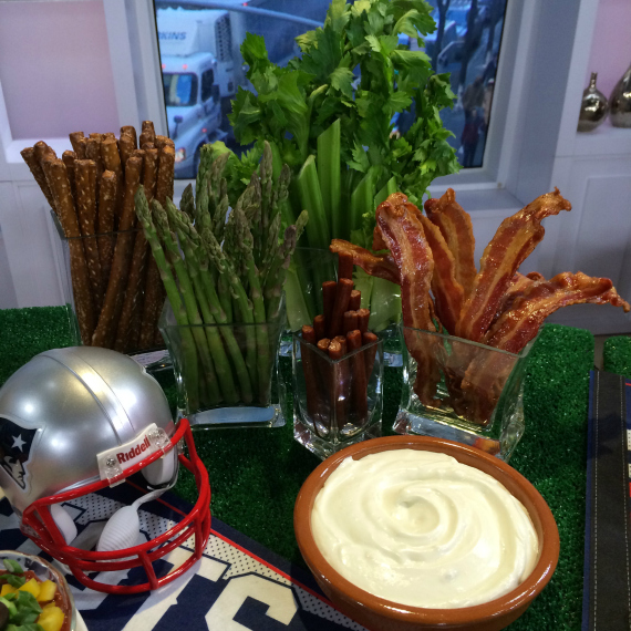 10 Last Minute Super Bowl Party Foods Huffpost