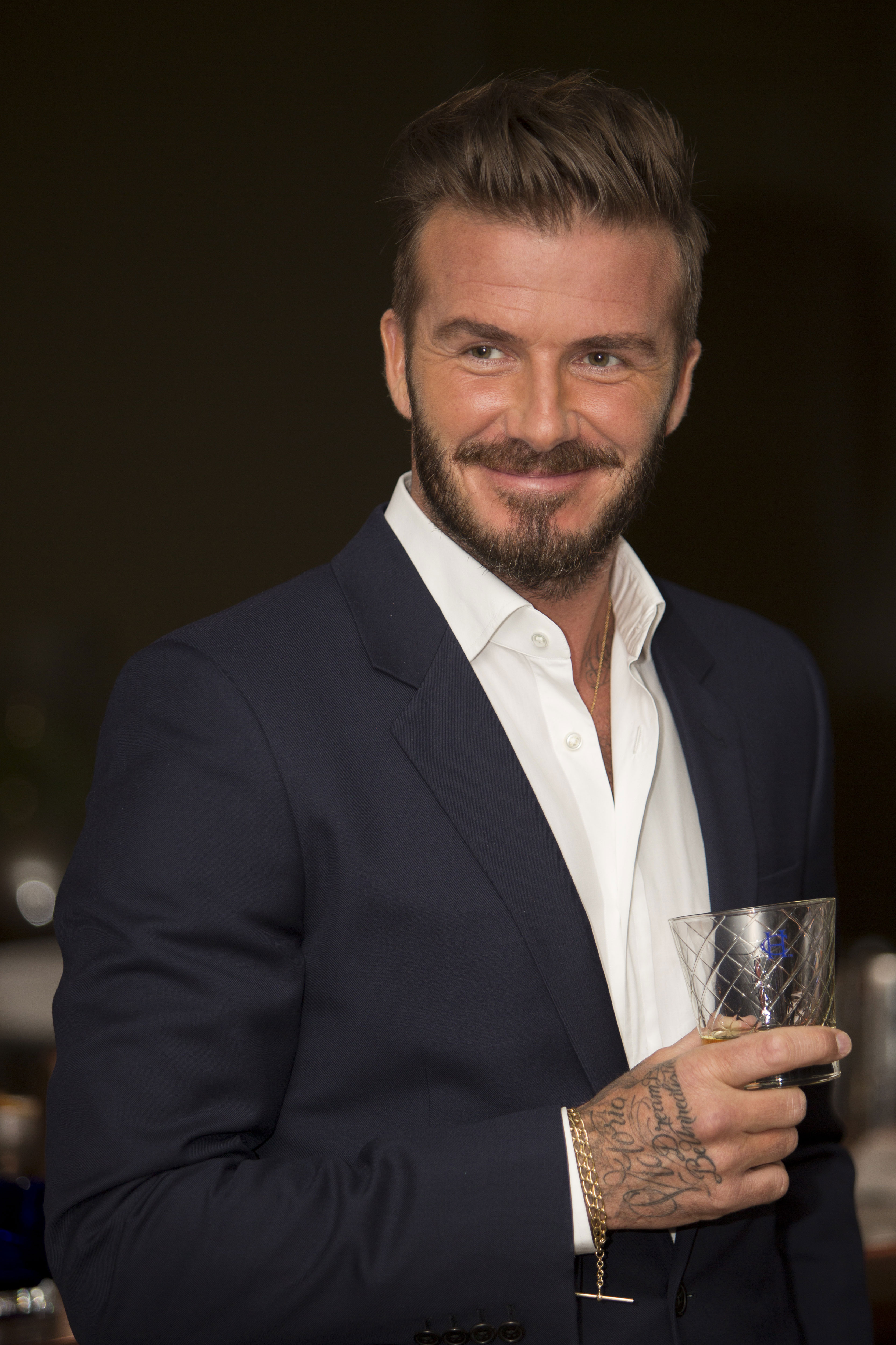 Order it like beckham david beckham gives haig club a - David beckham ...
