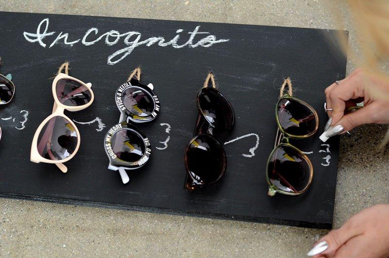 Diy Chalkboard Sunglasses Organizer Huffpost Life