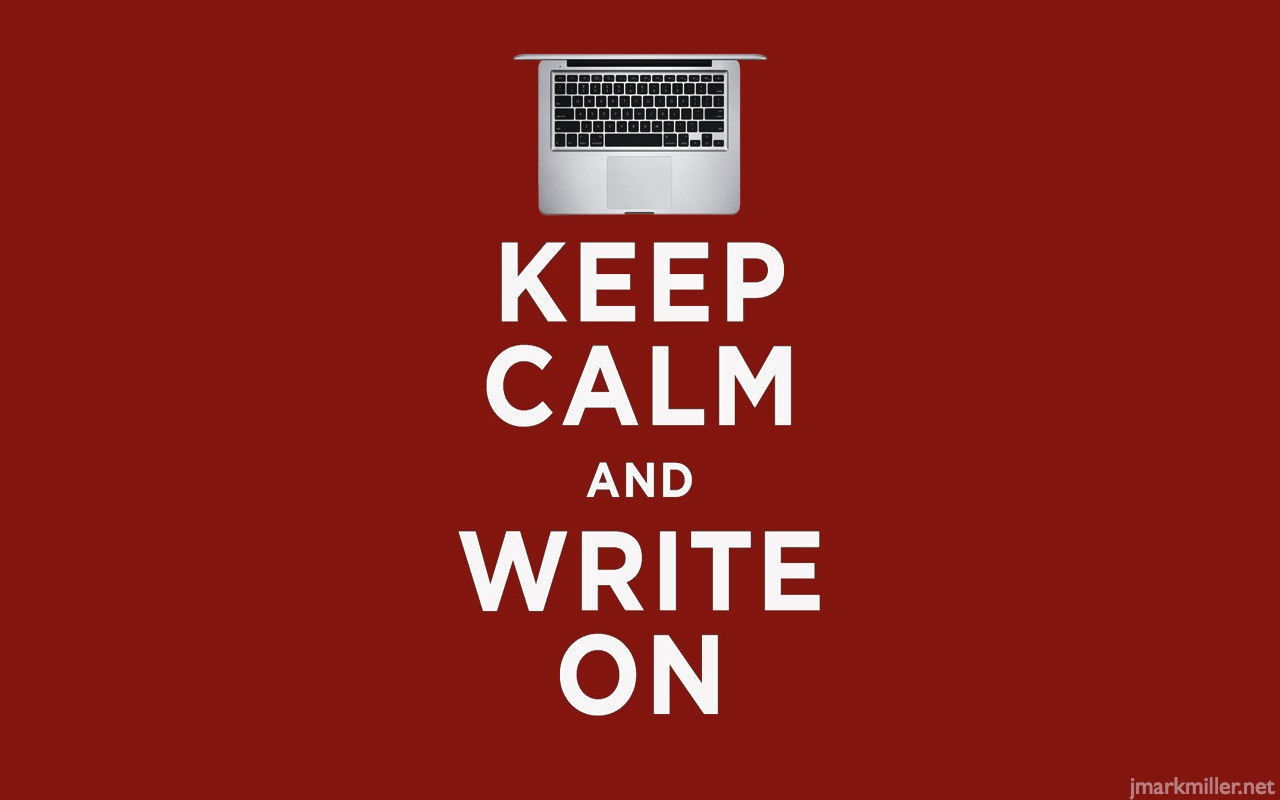 How To Keep Calm And Carry On While Waiting To Hear From Agents Or Editors
