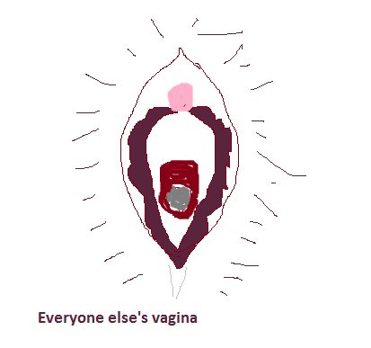 My Vagina Is All Over The Place | The Huffington Post