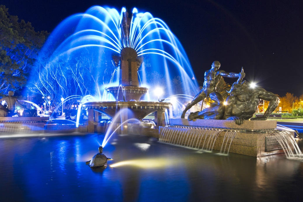 10 Most Beautiful Fountains In The World Huffpost