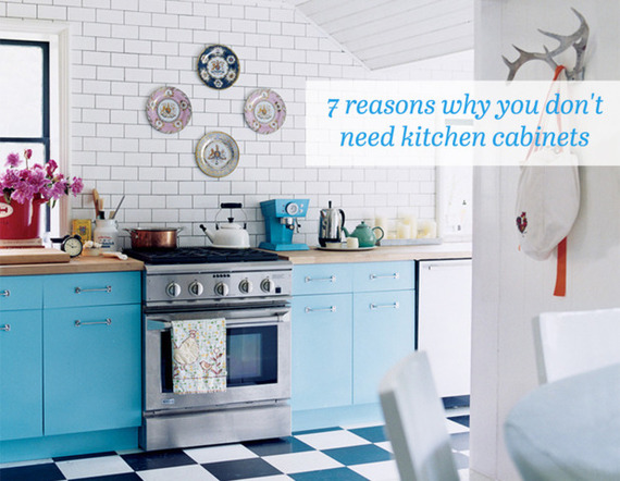 Why You Don 39 T Need Kitchen Cabinets Shop Your Way Online Shopping