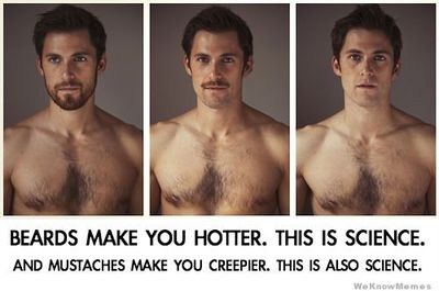 Cool Science Explains Why A Beard Makes You Look Hotter The Short Hairstyles For Black Women Fulllsitofus
