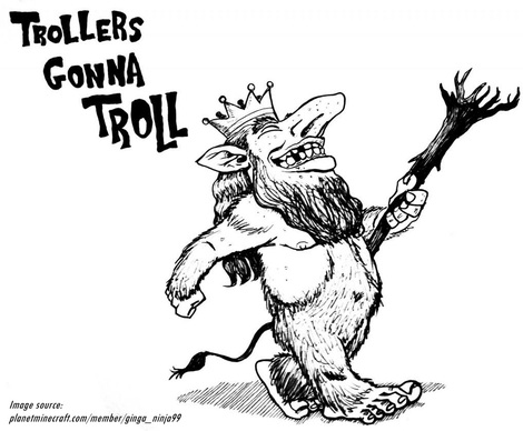 Answering a Social Troll - What You Need to Know | HuffPost