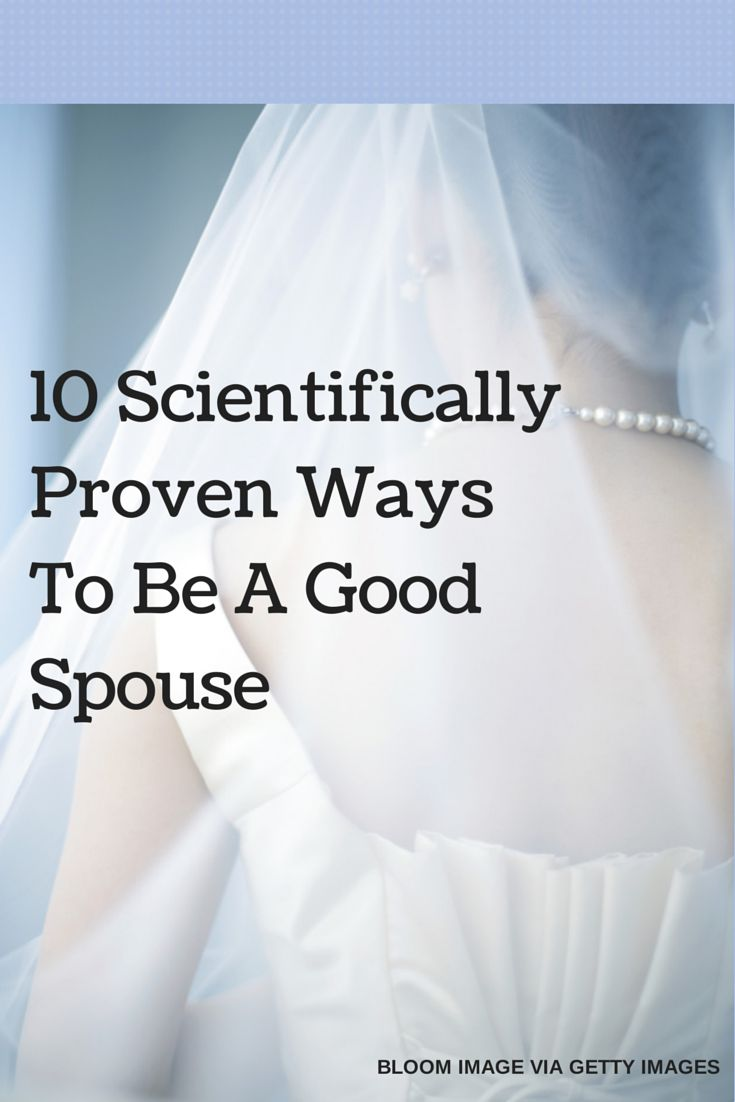 Ten Wedding Vows Based On Relationship Science