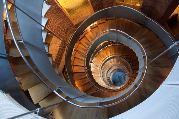 Lose yourself in this collection of entrancing spiral for Build your own spiral staircase