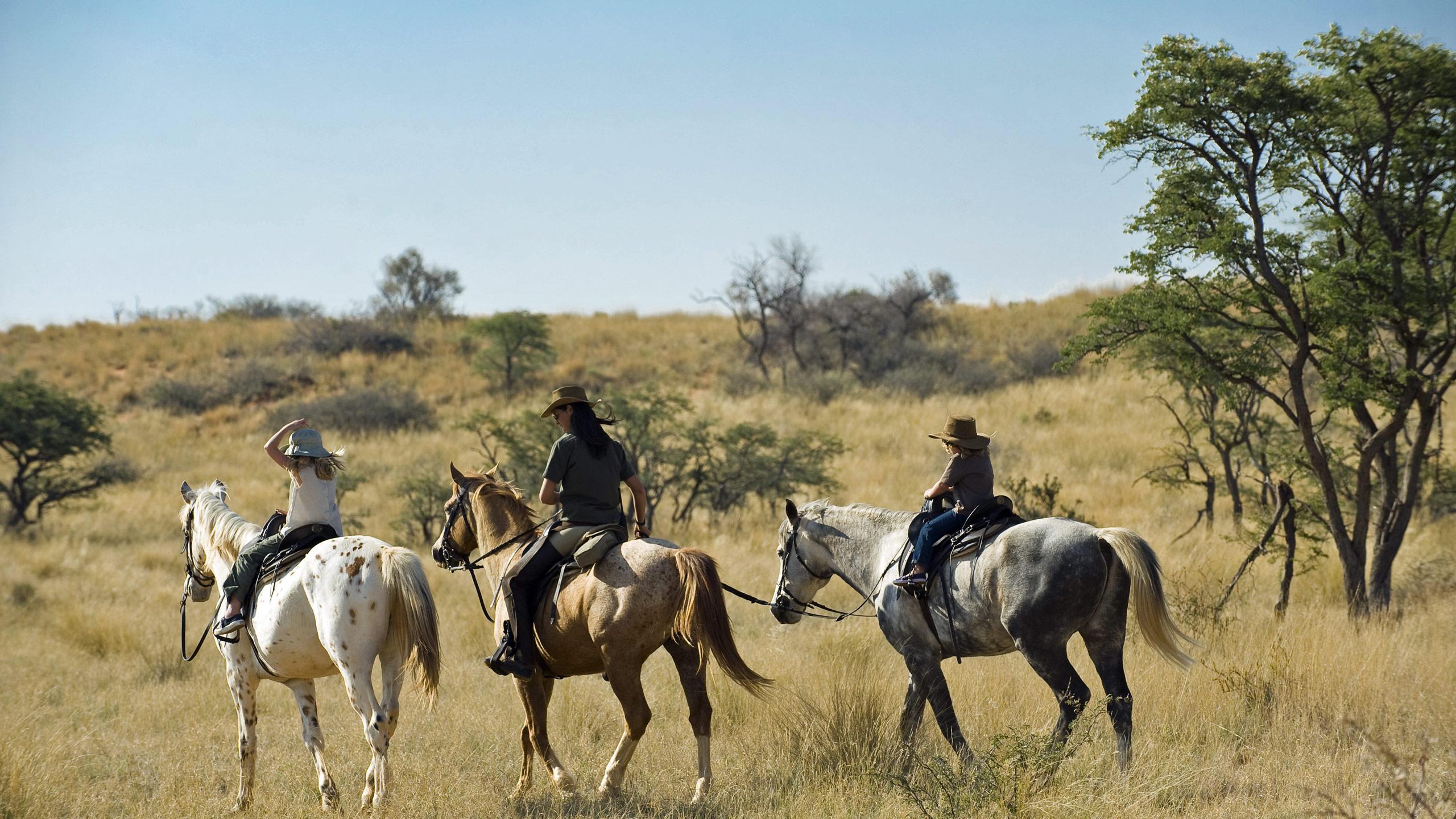 10 Horseback Safaris in the African Wilderness | HuffPost