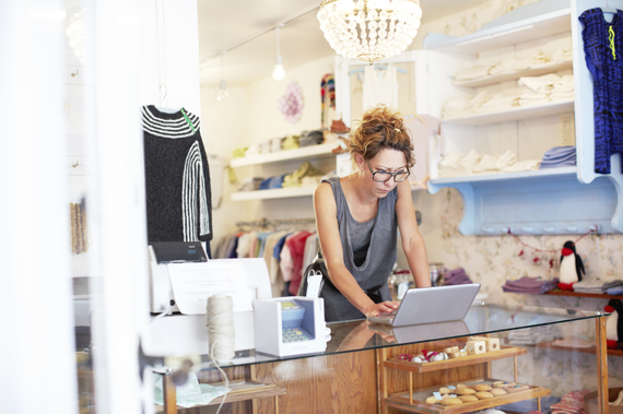 For Small Businesses, Funds are Now a Click Away | HuffPost