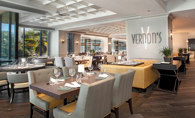 Fresh fun florida flavors from fusion to farm to table for Vernon salons