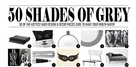 50 Shades Of Grey Design And D Cor Huffpost