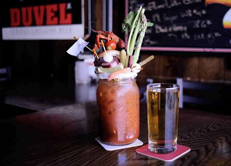 The 12 Craziest & Best Bloody Marys in America   The Huffington Post