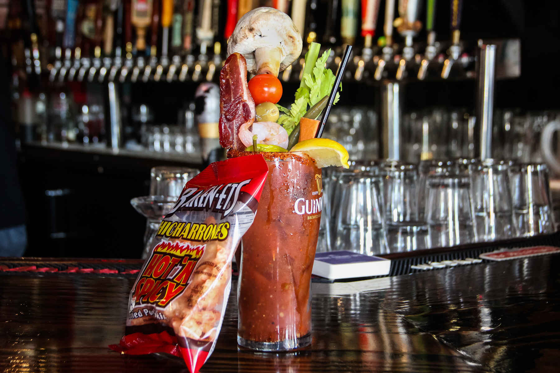 The 12 Craziest & Best Bloody Marys in America | The Huffington Post