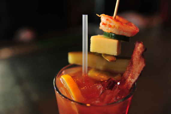 The 12 Craziest & Best Bloody Marys in America | HuffPost