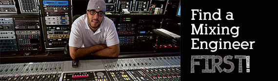 how to find a mixing engineer