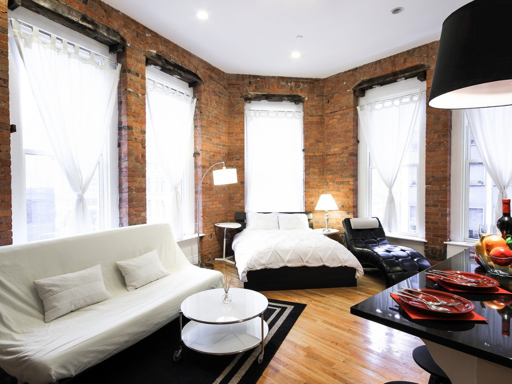 Studio Apartment In New York larger family apartments driving the manhattan studio out | huffpost