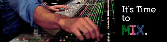 mixing your music