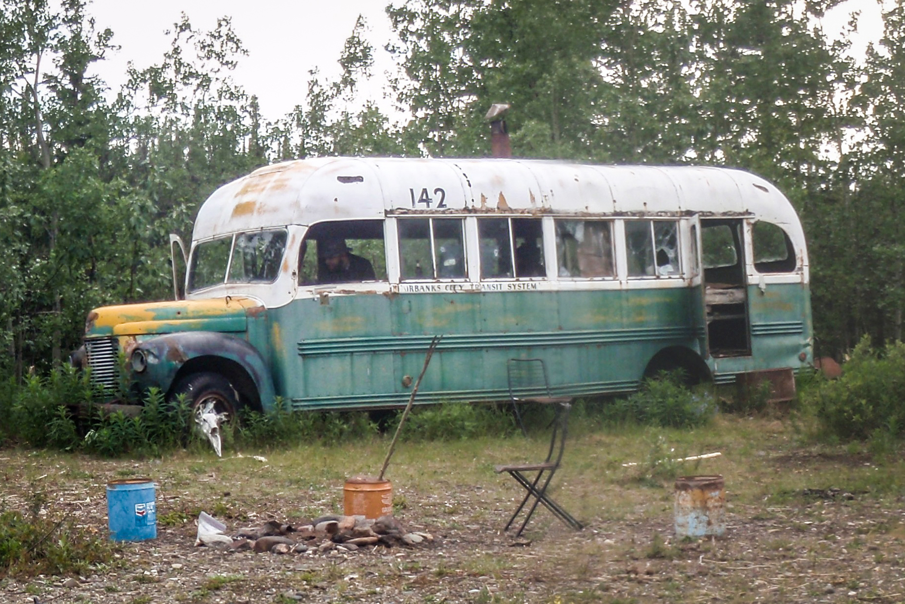 Jon Krakauer Offers New Theory On How Chris Mccandless