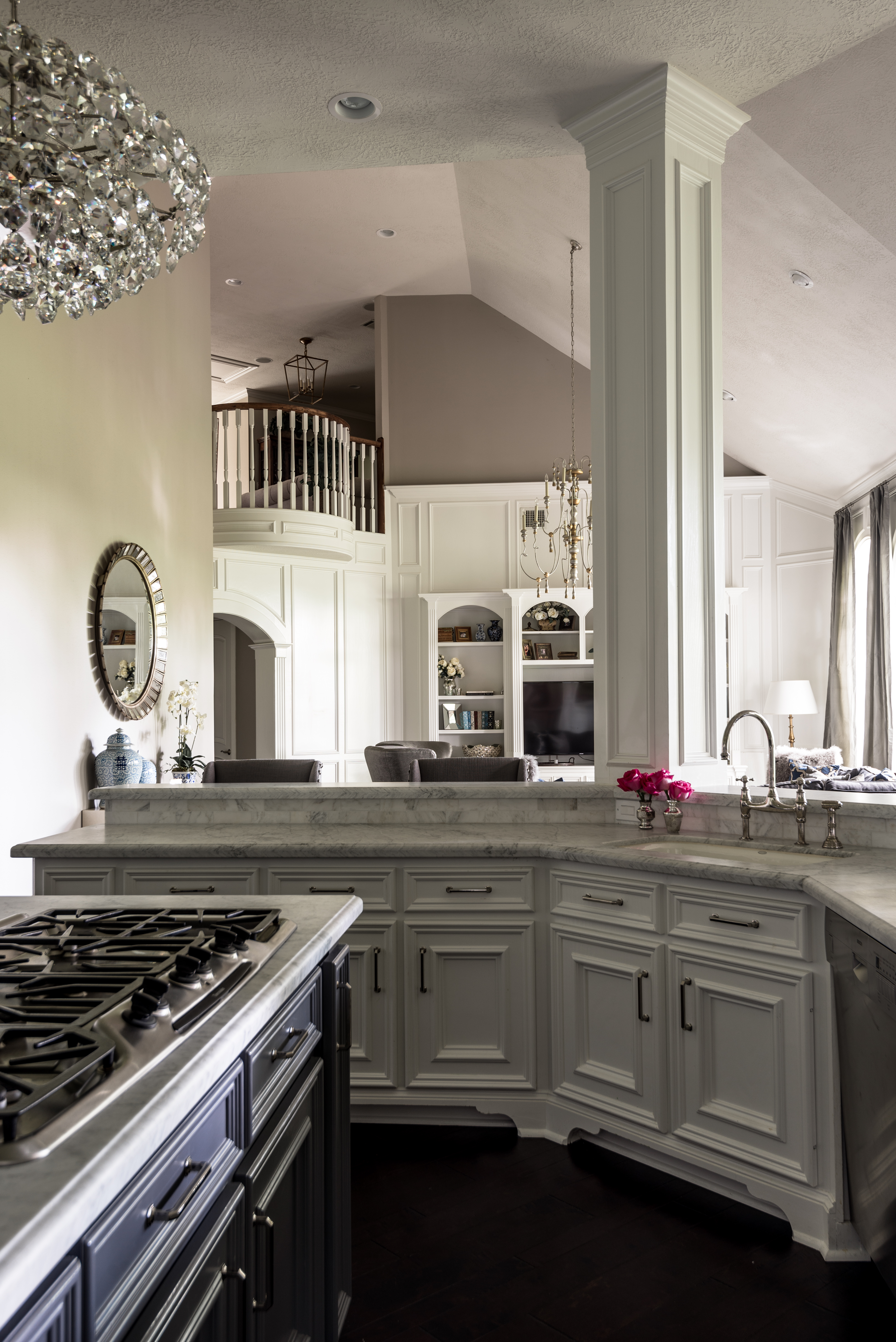 6 Tips For Redesigning Your Kitchen Countertops | HuffPost on Kitchen Counter Top Decor  id=36776