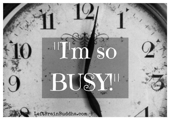 10 Words To Use Instead Of Busy Huffpost Life