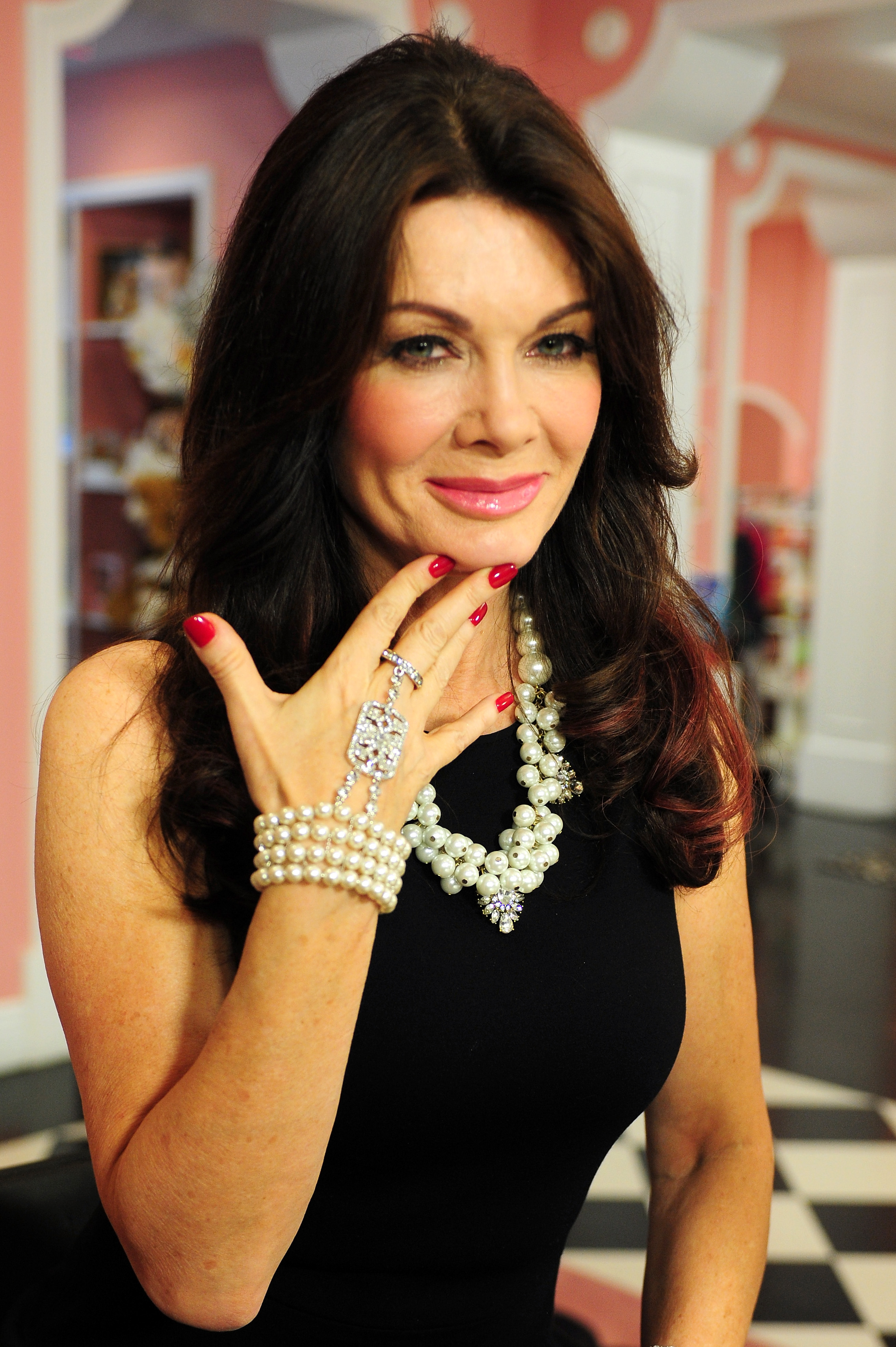 Jewelry of The Real Housewives of Beverly Hillss Lisa