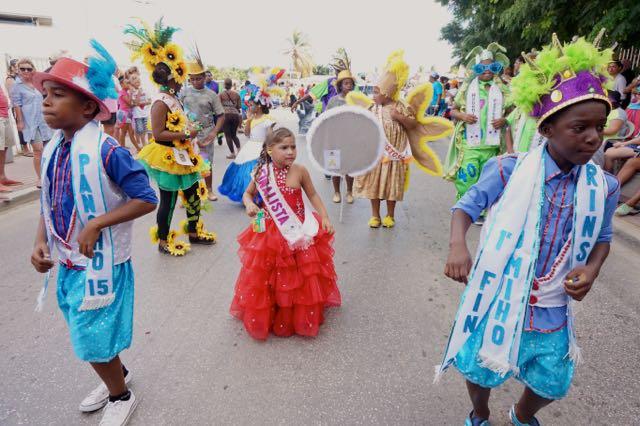 Bonaire\u0027s Adorable Little Kids Carnival (PHOTOS)