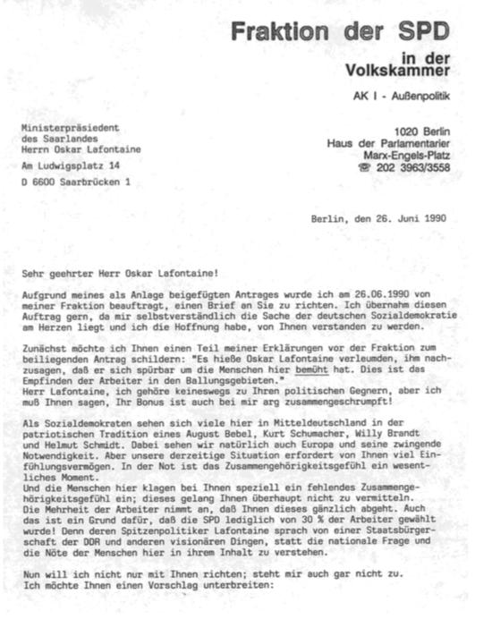 es reicht herr lafontaine ein brief an den damaligen kanzlerkandidaten der spd. Black Bedroom Furniture Sets. Home Design Ideas