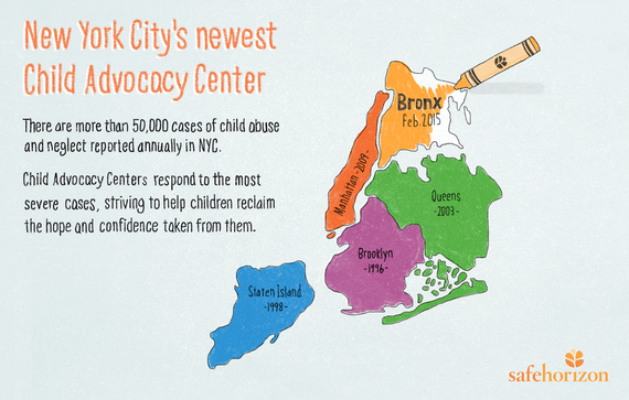 Safe Horizon's newest Child Advocacy Center