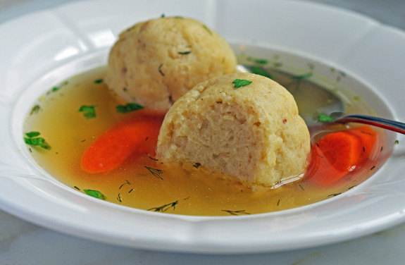 Is there anything more comforting than homemade chicken matzo ball ...