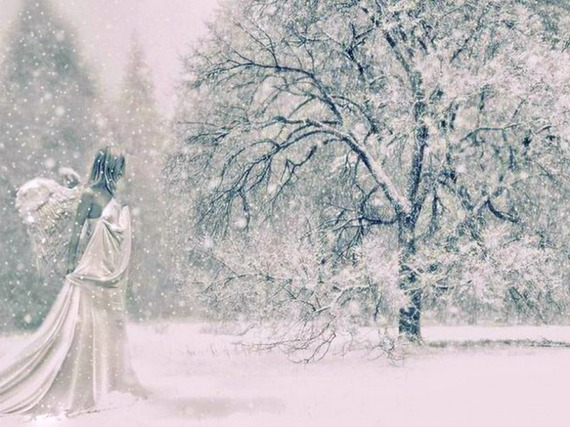 Angel Snow Nude Photos 46