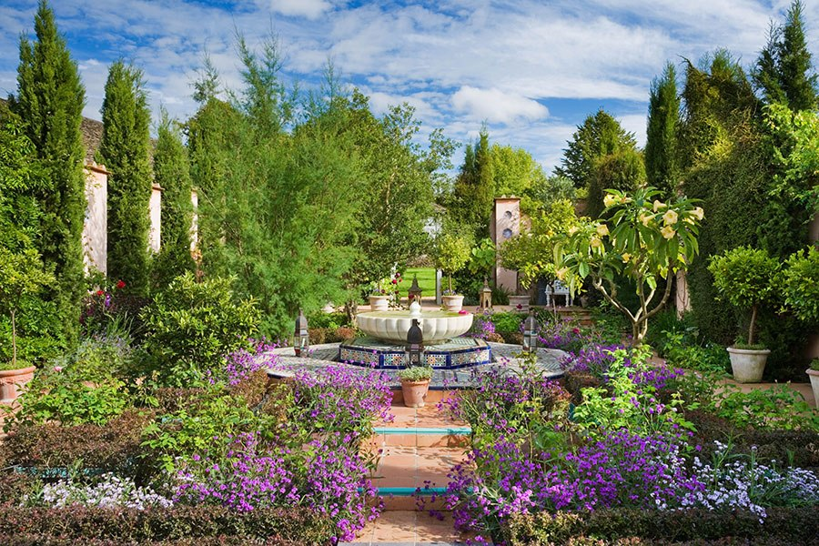 Tour Prince Charles 39 Country Garden At Highgrove Huffpost